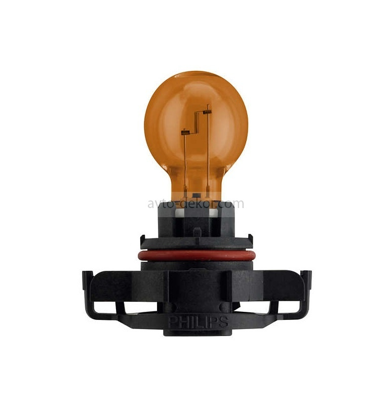 Автолампа Philips PSY19W (PG20/2) HALOGEN YELLOW 12V P-12275  10224