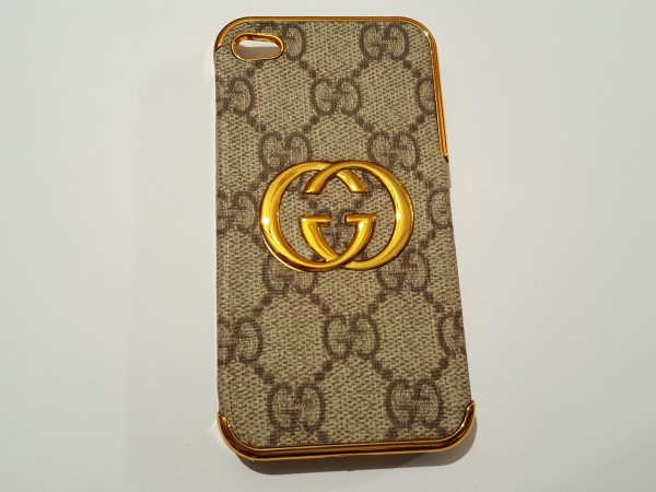 Чехол на iphone4 GUCCI  15037