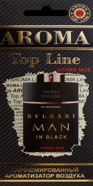 Aroma Top Line №29 Bvlgari Man in Black  1725